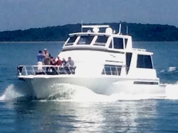 Viking Cockpit Sport Yacht