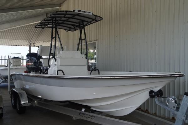 Shallow Sport 24 Modified V