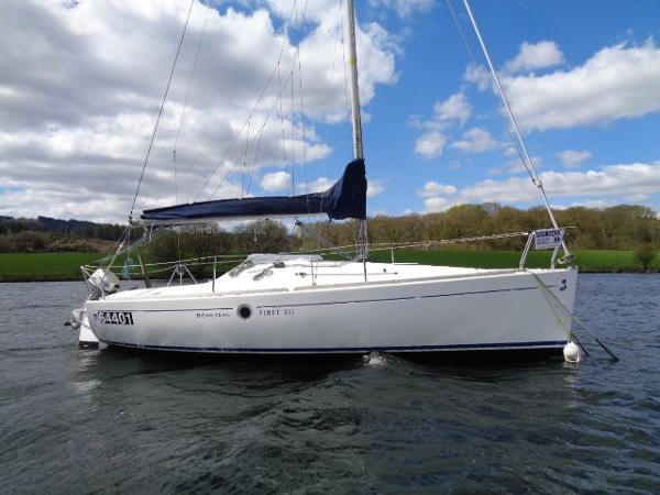 Beneteau First 211 Beneteau First 211 - Lady M