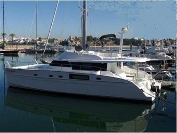 Fountaine Pajot Cumberland Fontaine Pajot cumberland 44