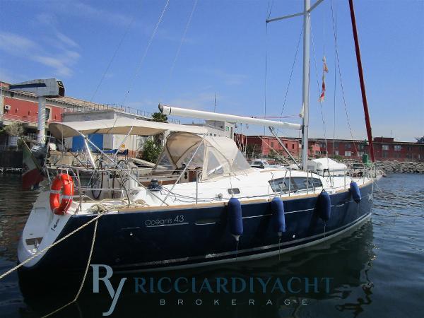 Beneteau Oceanis 43 IMG_3072