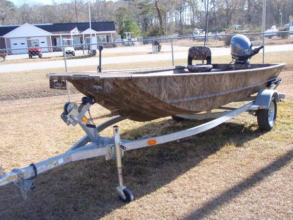 G3 Boats 1548 DK Camo