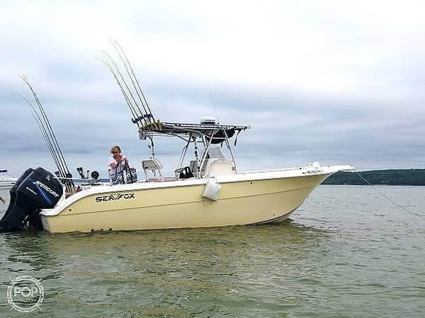 Sea Fox 287 Center Console 2003 Sea Fox 287 for sale in Marne, MI
