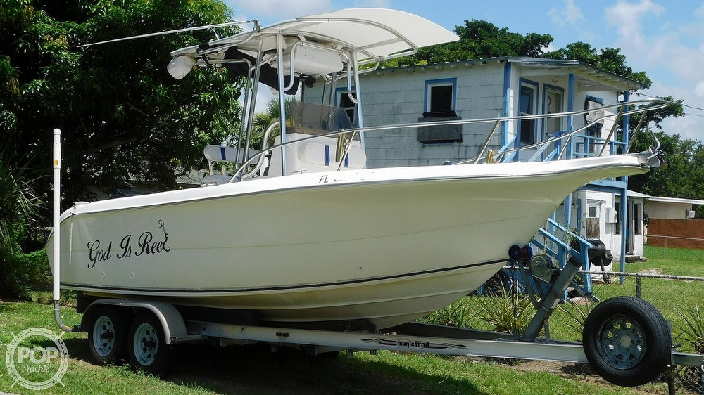 Sea Fox 210 Center Console 2002 Sea Fox 21 for sale in Fort Pierce, FL