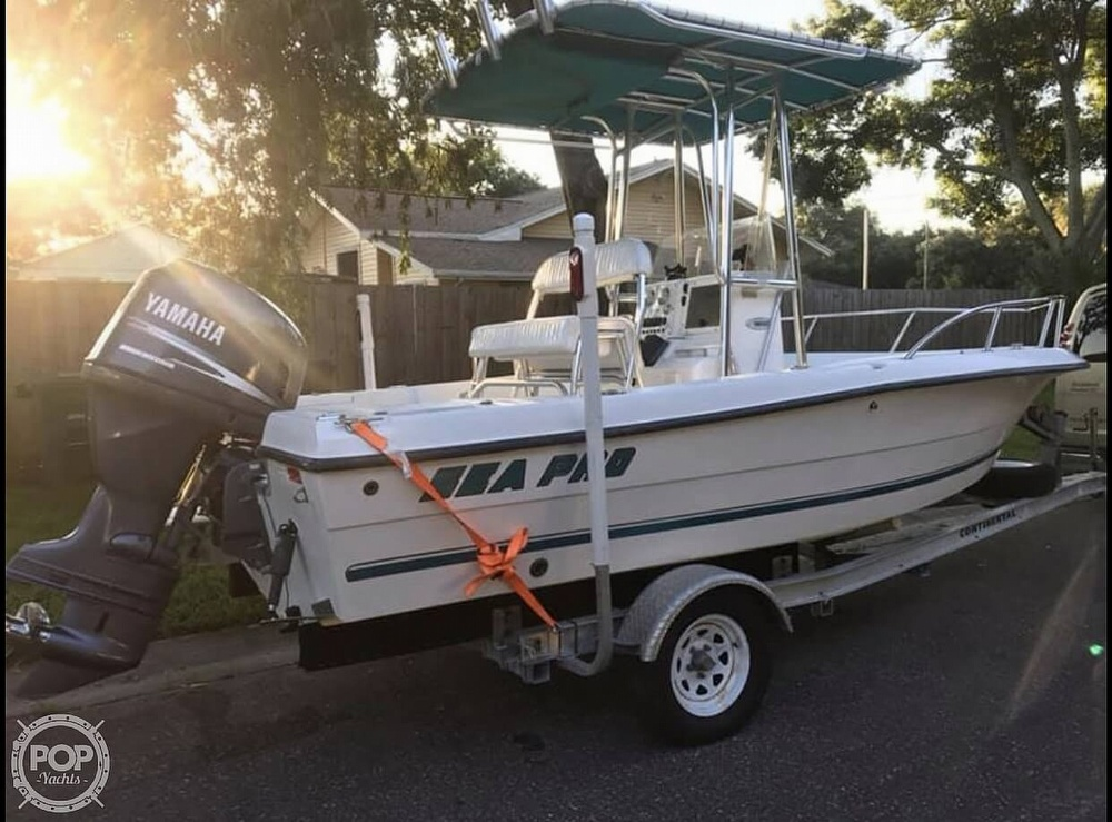 Sea Pro 19 CC 2002 Sea Pro 19 CC for sale in Tampa, FL