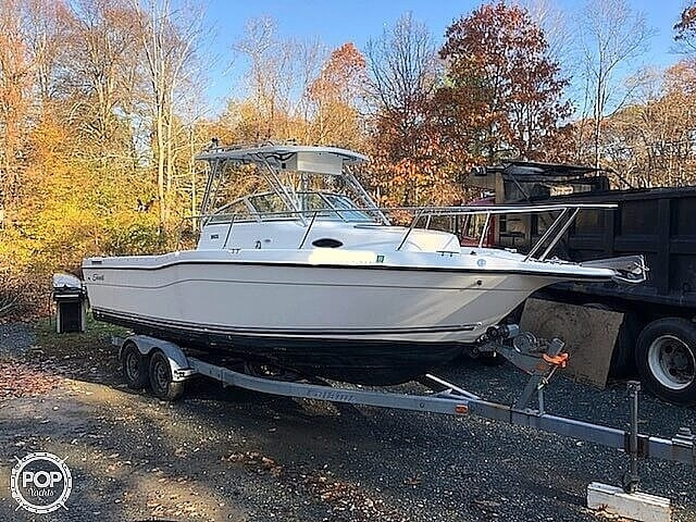 Seaswirl 2600 WA 1999 Seaswirl 2600 WA for sale in Danvers, MA