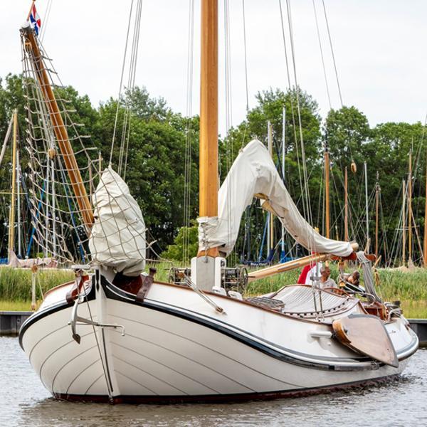 Lemsteraak Sailing yacht