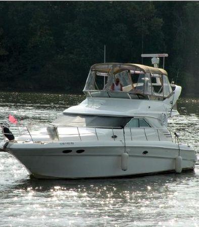 Sea Ray 400 Sedan Bridge barche in vendita - boats com