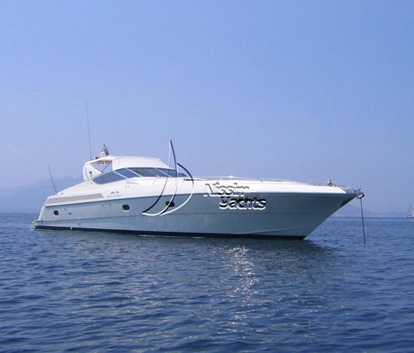 Cantieri di Sarnico 55 Special Sarnico 55 Special at anchor