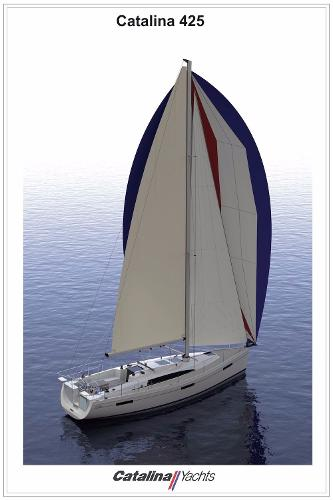 Catalina 425 - on order Manufacturer's Image