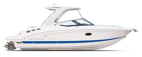 Chaparral 317 SSX AS ORDERED