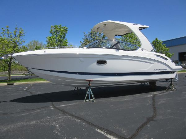 Chaparral 317 SSX PROFILE