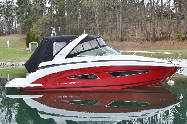Regal 32 Express with Twin V-8 300 HP