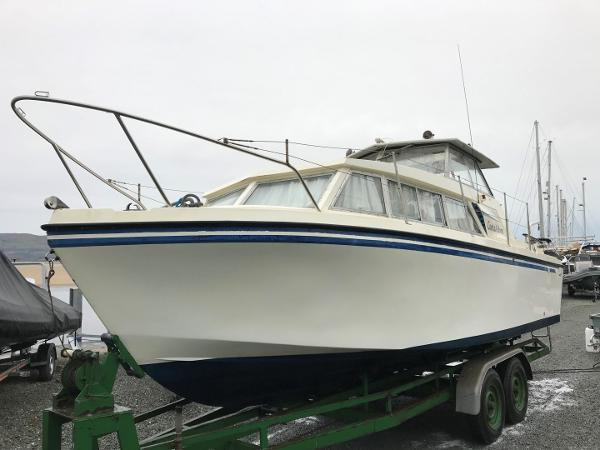 Marine Projects Pilgrim 25