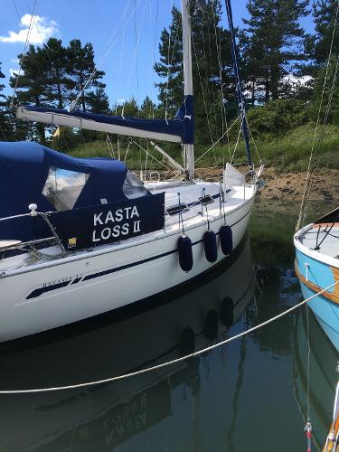 Bavaria 32 Cruiser Kasta Loss 11