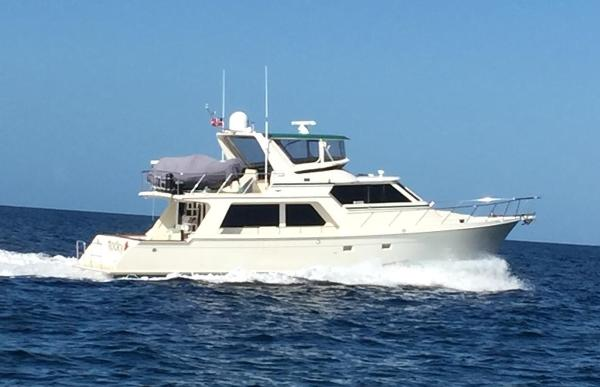 Offshore Yachts 54 Pilot House