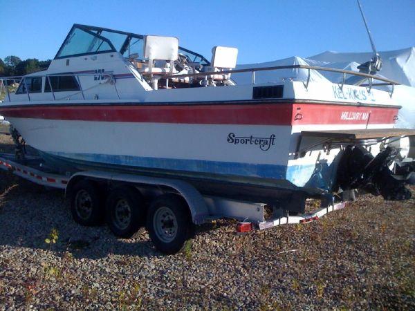 Sportcraft 270 Offshore