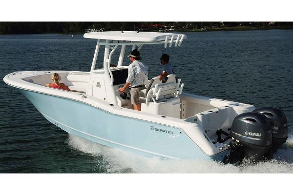 Tidewater Boats 252 CC Adventure Manufacturer Provided Image