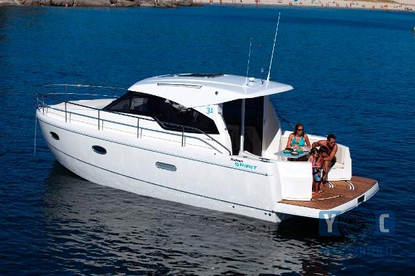 Rodman SPIRIT 31 HARD TOP 1x300 Rodman SPIRIT 31 HT