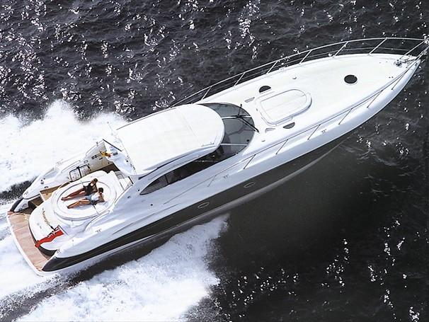 Sunseeker Predator 60 Manufacturer Provided Image: Predator 60