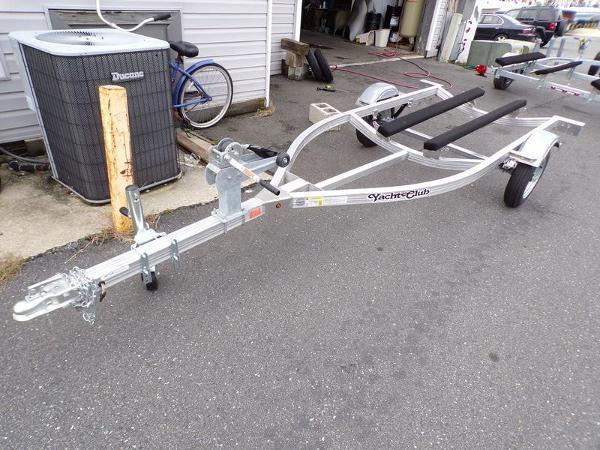 Yacht Club Single Jet Ski Trailer Aluminum