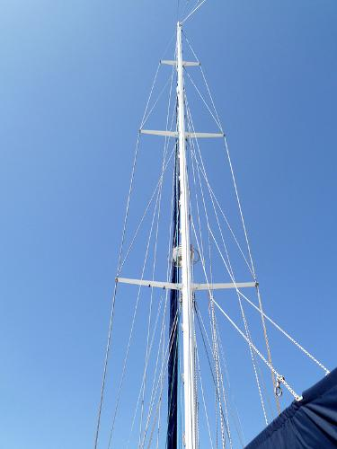 Mast Backside