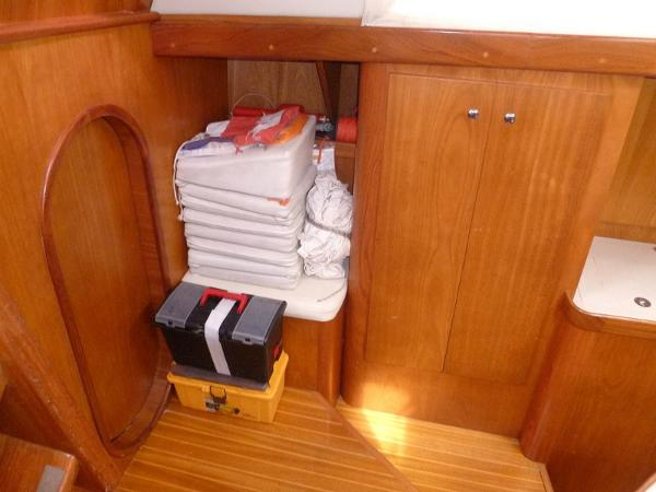 Storage Stbd Aft of Galley