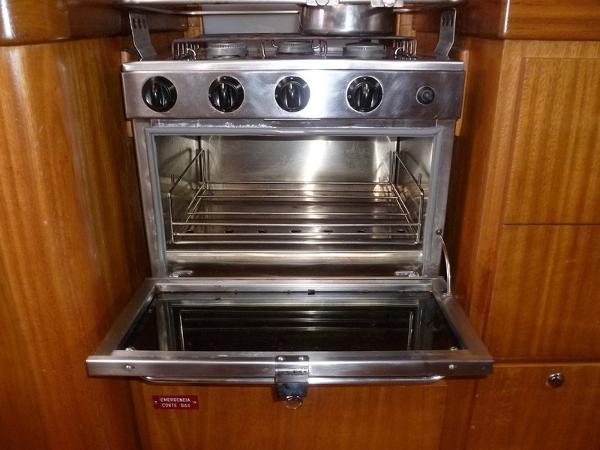 Auzepy Brenneur Sloop - Oven
