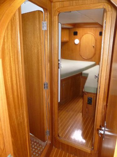 Owner Stateroom Entry
