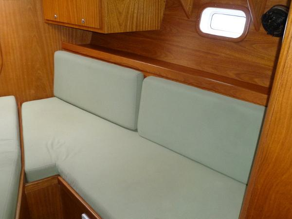 Owner Stateroom Stbd Seating