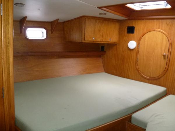 Owner Stateroom Port Fwd