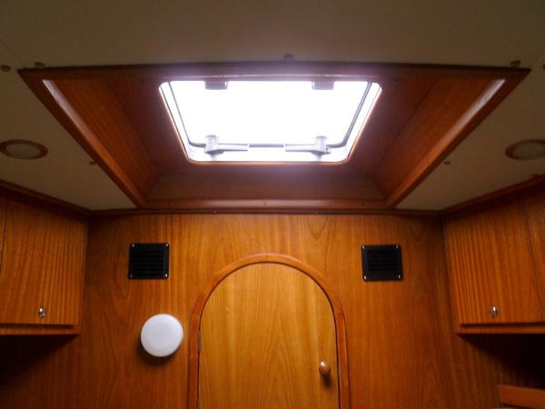 Owner Stateroom Hatch
