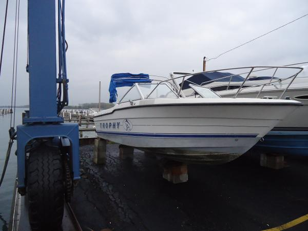 Bayliner Trophy 20 dual console