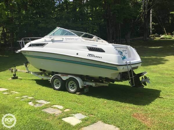 Chaparral 240 Signature 1994 Chaparral 25 for sale in Springfield, VT