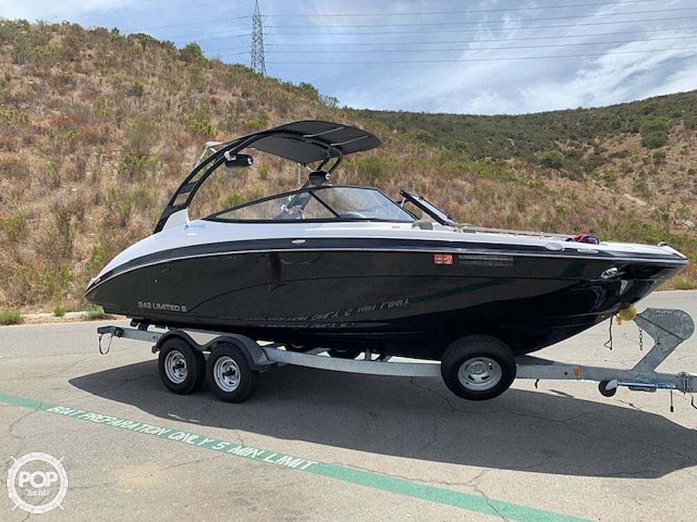 Yamaha Boats 242 Limited S H.O. 2015 Yamaha 242 Limited S H.O. for sale in Santee, CA