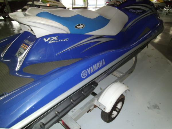 Yamaha WaveRunner VX 110