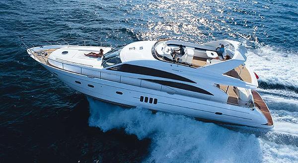 Princess 67 Flybridge Sister boat