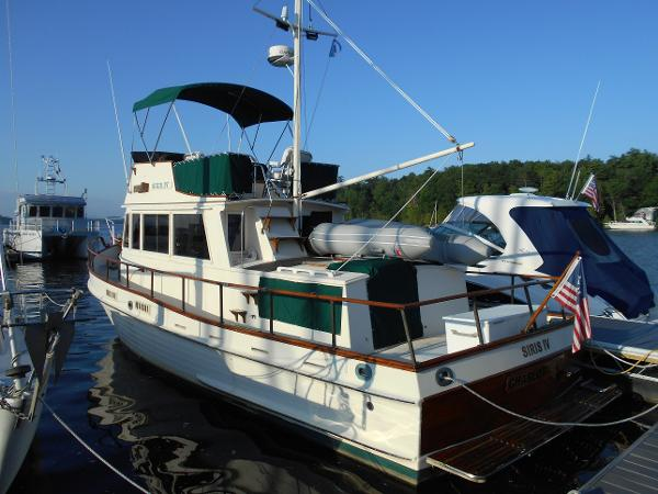 Grand Banks Classic 36