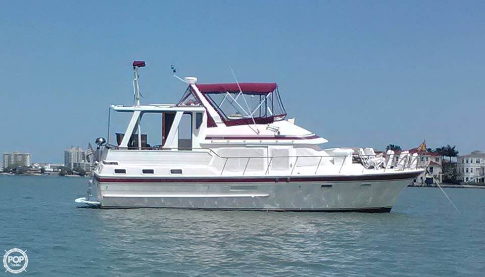 Kha Shing 40 Spindrift 1987 Kha Shing 40 Spindrift for sale in Cape Coral, FL