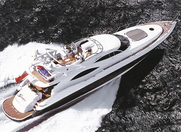 Sunseeker Manhattan 84 Manufacturer Provided Image: Manhattan 84