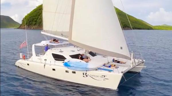 Voyage Yachts 580