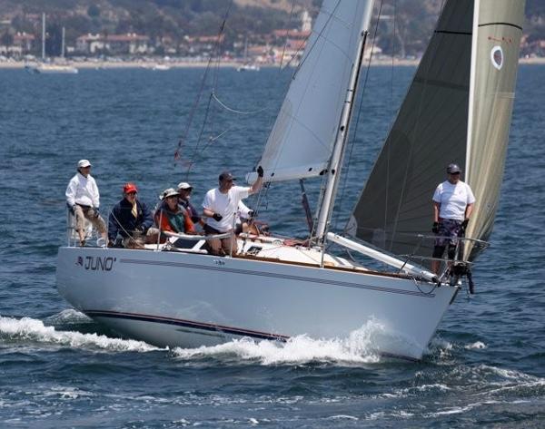 Express 37 Sailing