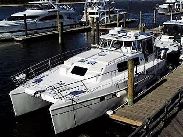 Endeavour Catamaran 44 Trawler