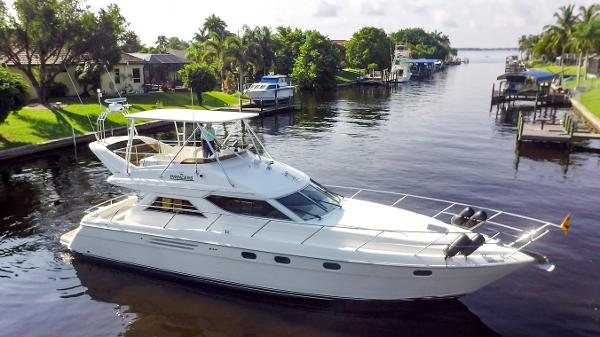 Princess Viking 50 Flybridge