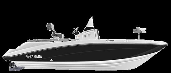 Yamaha 190 FSH DLX