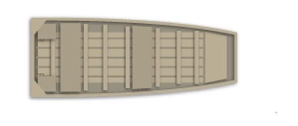 Alumacraft 1442-15