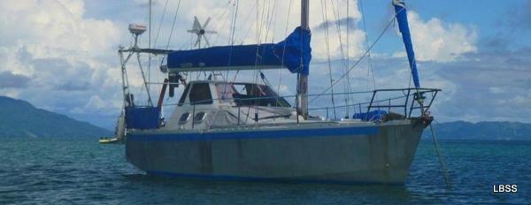 Aluminum Cruiser NARANJA 34