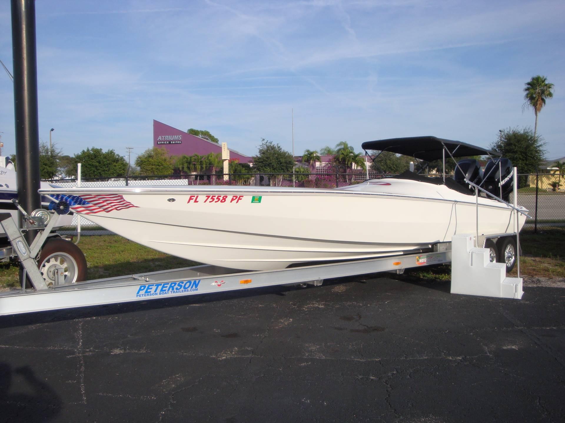 Phantom 30 Outboard Sportster