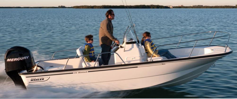 Boston Whaler 170 Montauk