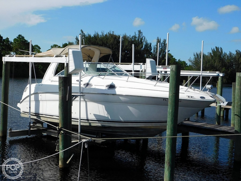 Sea Ray 260 Sundancer 2004 Sea Ray 260 SunDancer for sale in Stuart, FL